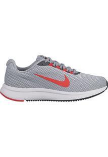 Tênis Nike Runallday Feminino - Feminino-Cinza+Branco