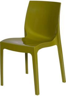 Cadeira Ice Verde Or Design