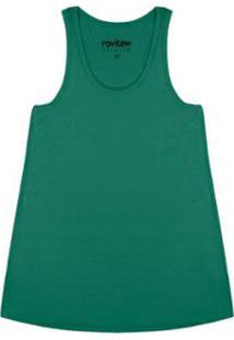 Regata Lisa Rovitex Premium - Feminino-Verde