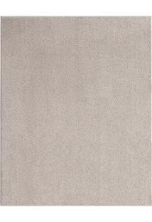 Tapete Charmin Retangular Shaggy (150X200 Cm) Platina