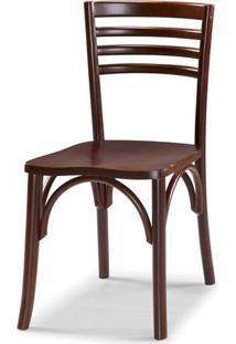 Cadeira Samara Cor Imbuia - 31376 - Sun House
