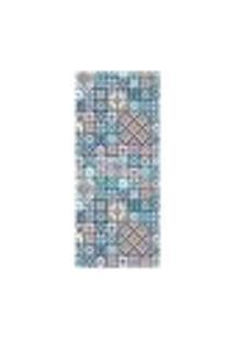 Adesivo Decorativo De Porta - Azulejos - 2133Cnpt