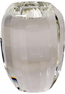 Castiçal De Cristal Precious