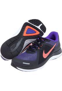 30a08c98564dc ... Tênis Nike Wmns Dual Fusion X 2 Roxo