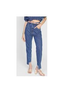Calça Jeans Forum Skinny Lola Azul