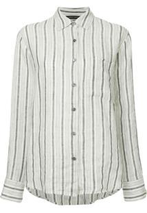 Nobody Denim Camisa Bennet - Branco