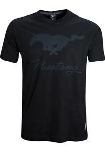Camisa Liga Retrô Premium Mustang Cavalo Central - Masculino