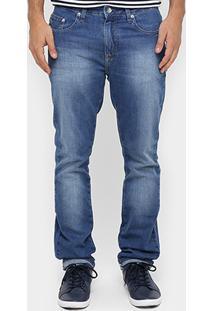 Calça Jeans Lacoste Live Skinny - Masculino