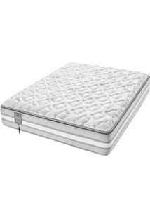 Colchão Bed Gel D33 Queen Size- Cinza Claro & Cinza-Americanflex