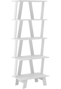 Estante Para Livros Az1002 Branco - Tecno Mobili
