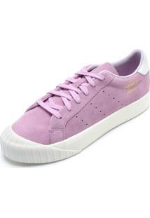 923eb5cc27e ... Tênis Adidas Originals Everyn W Lilás