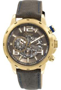 454ee84522f Netshoes. Relógio Condor Pegada Masculino ...