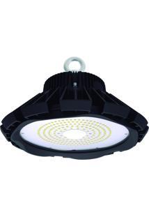 Luminária Led De Sobrepor High Bay 100W Taschibra 5000K Luz Branca