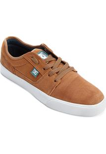 Tênis Dc Shoes Tonik Masculino - Masculino-Marrom