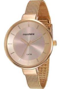 Relógio Mondaine Feminino Analógico 76597Lpmvde1 - Feminino