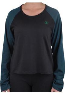 Camiseta Volcom Circle Stone - Feminino