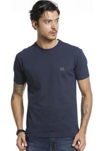 Camiseta Slim Fit Vlcs Masculina - Masculino