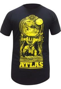 Camiseta Masculina Long Atlas - Iridium Labs - Masculino