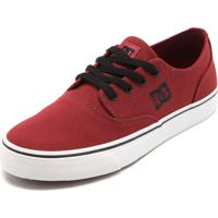 Tênis Dc Shoes Vinho masculino  88b5c77afd996