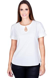 Blusa Love Poetry Lisa Offwhite