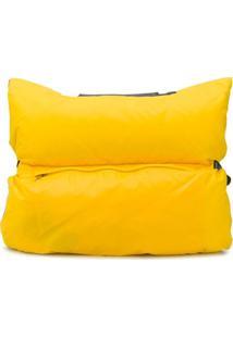 Valextra Acessório De Bolsa Pequena - Amarelo