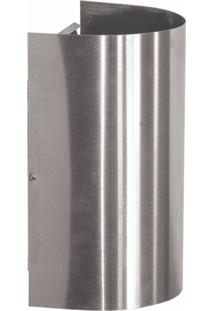 Arandela Taschibra Td 41 Alumínio E-27 Bivolt