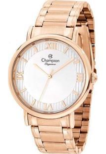 Relógio Champion Elegance Feminino - Feminino