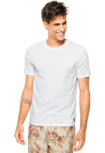 Camiseta Triton Slim Branca