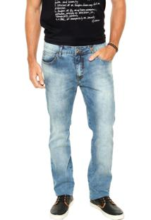 Calça Jeans Forum Gilmar Azul