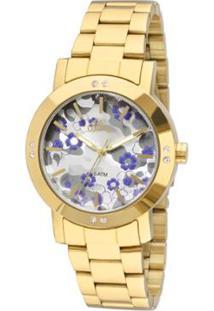 7581886d03 ... Relógio Allora Feminino Camoflower Al2036Ffq 4C - Al2036Ffq 4C -  Feminino-Dourado