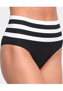 Calcinha Hot Panty Liz 90925 - Feminino-Preto