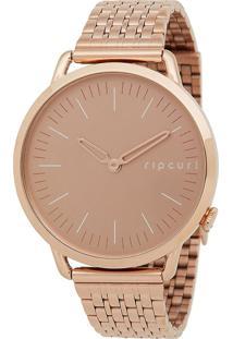 Relógio Rip Curl Super Slim Sss Rosa