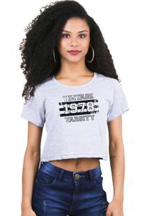 be4ef9f21 Tops Femininos Cropped Vintage