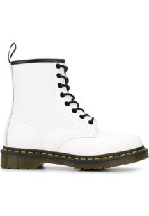 Dr. Martens Ankle Boot 1460 - Branco