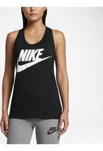 Camiseta Regata Nike Sportswear Essential Feminina - Feminino