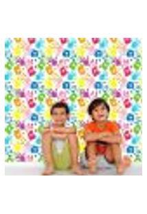 Papel De Parede Autocolante Rolo 0,58 X 3M - Infantil 0170B