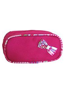 Necessaire Oval Diamante - Pink - Apparatos