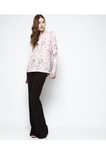da00d6f50d ... Blusa Sapatilhas - Rosa Claro   Verdeangel