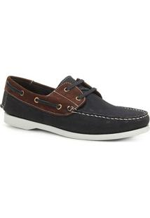 Dockside Shoestock Bicolor Masculino