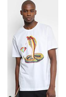 Camiseta Diamond Cobra Tee Masculina - Masculino