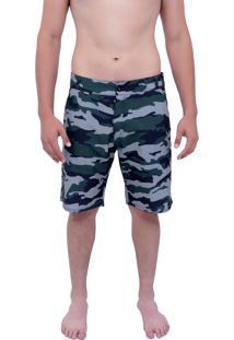 Shorts Gul Core Hybrid Militar