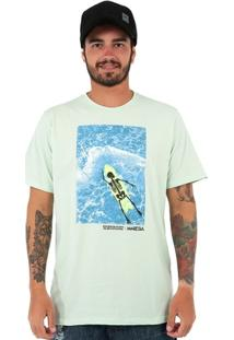 Camiseta Maresia Ink Effect - Masculino