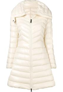 Moncler Faucon Puffer Jacket - Neutro