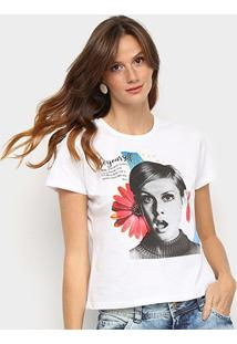 Blusa Mercatto Be Yourself Twiggy Feminina - Feminino