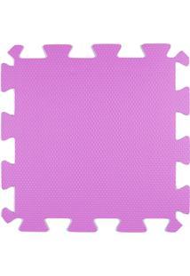 Tapete Tatame Loja Da Maria Eva 50X50X3Cm 30Mm Rosa Pink