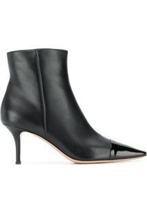 Gianvito Rossi Ankle Boot 'Lucy' - Preto