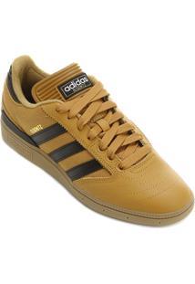 Tênis Adidas Busenitz - Masculino-Caqui+Preto