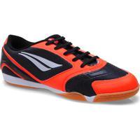 Tenis Masc Penalty 120909 Viento Ii Preto Laranja Neon 45503ab899366