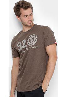 Camiseta Element Original Masculina - Masculino