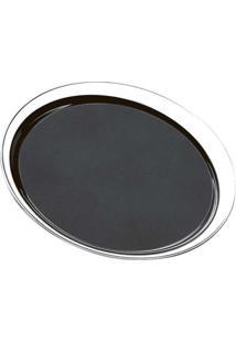 Bandeja Antiderrapante Aço Inox 40Cm Arienzo 1693/040 Brinox
